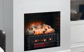 Fireplace Insert Electric Electric Fireplace Log Inserts Hot Stovers