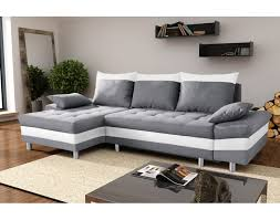 canape gris et blanc canape gris et blanc san diego canap d angle gauche design