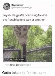 ls r us near me rawmonger 6 toys r us giraffe practicing to save the franchise one