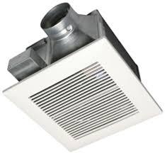 insulation around bathroom heater fan bathroom ventilation ducts and fans internachi