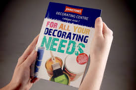 New Johnstone s Decorating Centre catalogue out now