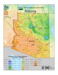 Map Of Phoenix Arizona by Gardening In Arizona Tips Tricks And Resources