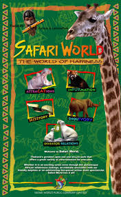 safari welcome to safari world the world of happiness bangkok thailand