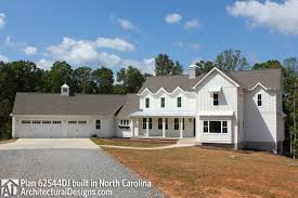 modern farmhouse plan 62544dj comes to life in north carolina