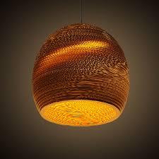 Paper Light Fixtures Paper Light Fixtures Minimalistic Design