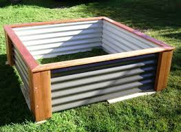 Corrugated Metal Garden Beds Homegrown Garden Beds In West Gosford Nsw Landscaping Truelocal