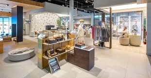 banc beton cire béton ciré magasin commerce boutique