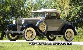 1930 ford model a volo auto museum