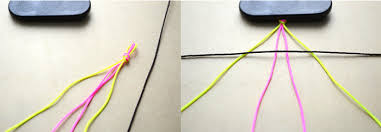make bracelet string images How to make diy 6 string braided friendship bracelet jpg