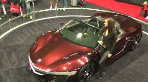 acura supercar avengers marvel avengers movie acura car 2012 sema auto show las vegas