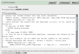 tutorial oracle stored procedure 5 using procedures functions and packages