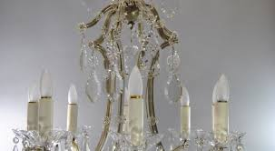 Vintage Crystal Chandelier For Sale Noticeable French Antique Crystal Chandelier Tags French Antique