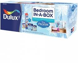 dulux bedroom in a box frozen
