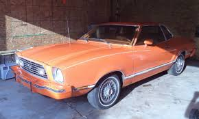 1977 ford mustang 1977 ford mustang ii vista orange for sale photos technical