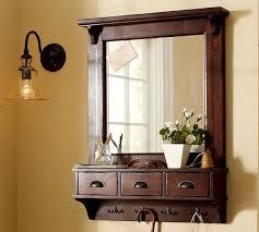 foyer mirrors glass