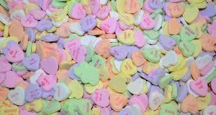 necco hearts necco large conversation hearts 5 lb bulk candy favorites