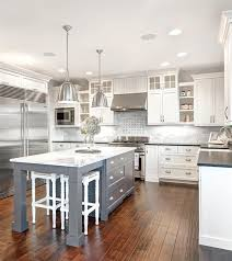 6 alternatives to white kitchen cabinets stuning ideas grey and