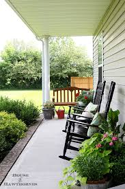 backyard porch ideas baby got back porch ideas house of hawthornes