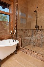 brown tile bathroom forest brown marble tile modern bathroom milwaukee by home