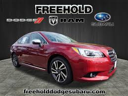 subaru legacy red 2017 freehold subaru new subaru car