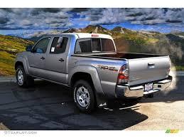 toyota tacoma silver 2014 silver sky metallic toyota tacoma v6 trd sport double cab 4x4