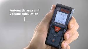 bosch laser measure glm 40 professional youtube