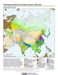 Interactive Map Of Asia biomes of the world asu ask a biologist united states biome map