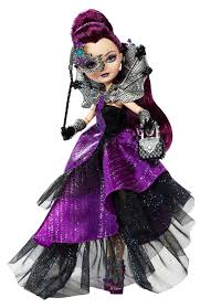 amazon com ever after high thronecoming raven queen doll toys