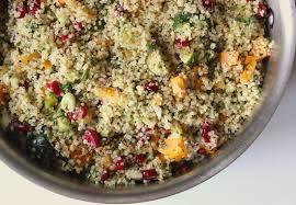 quinoa recipe for thanksgiving popsugar fitness