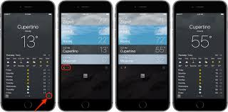 Instant Weather Map How To Display Hourly Weather Forecast For Your Destination On