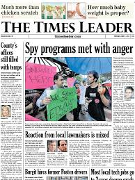 times leader 06 11 2013 edward snowden national security agency