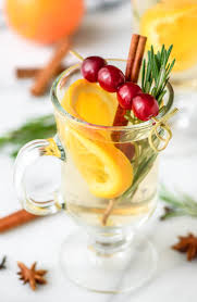 slow cooker white spiced wine