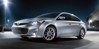 toyota avalon car review toyota avalon xle touring se