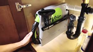 vroom central vacuum accessory kitchen counter clean up youtube