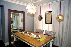 Hanging Drapes From Ceiling How To Hang Wall To Wall Curtains Kara Paslay Design