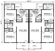 multifamily house plans multi family plan 45347 at familyhomeplans com