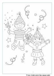 celebrations card free printable coloring pages