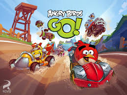 angry birds go gets snowy theme karts and telepods