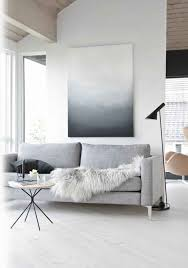 Minimal Furniture Design by 20 Examples Of Minimal Interior Design 14 Faux Fur Throw Fur