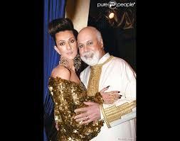 las vegas mariage dion et rene angelil recoivent leurs voeux de mariage a las