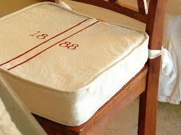cushioned bar stool diy grain sack kitchen barstool cushions hgtv