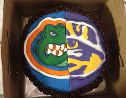 cakes by florida gators lsu tigers cake 8