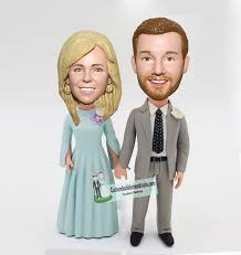 cake toppers bobblehead bauble wedding cake toppers anniversary gifts
