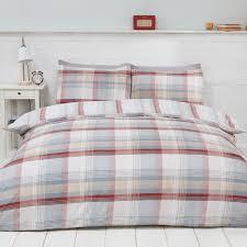 logan easy care reversible complete bedding set julian charles