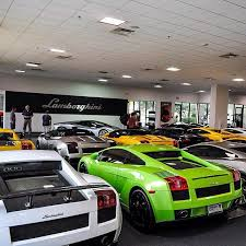 lamborghini car dealerships teki 25 den fazla en iyi lamborghini dealership fikri