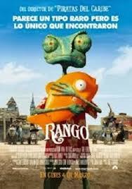 Rango Lars - burger king kids meal 2011 rango light up badge toy badges and