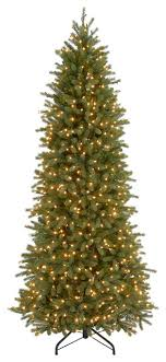 10 feel real jersey fraser fir pencil slim tree with 850 light