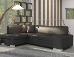 canapé lit d angle pas cher canapé d angle convertible pas cher en pu avec rangement