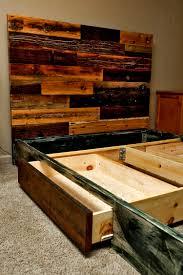 Custom King Headboard Redwood Headboard Reclaimed Wood Custom Sizes Also King