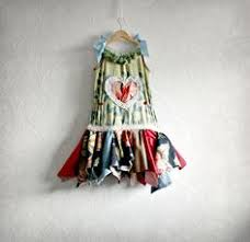 shabby chic boutique toddler dress 2t 4t handmade children